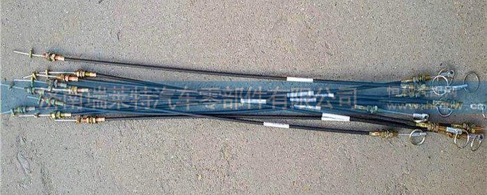 70矿 AC26桥面罩锁拉丝总成AZ1651113032/AZ1651113032