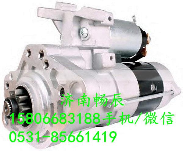 三菱4D34起动机M8T55073