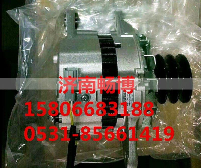 三菱6D34发电机A4T58986