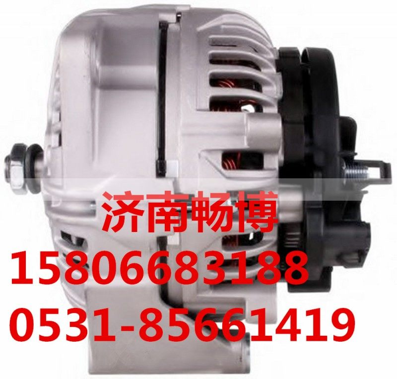 0124655066金龙客车发电机