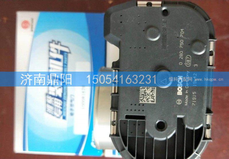 电子节气门612600191590/612600191590