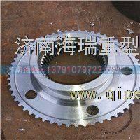 郑州宇通YT3501大江桥宽体矿车小轮边内齿圈支架 /220066