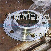 郑州宇通YT3501大江桥宽体矿车小轮边内齿圈支架 /60013