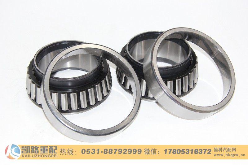 汉德单级桥轻量化轮毂单元总成/FHD9012934019201