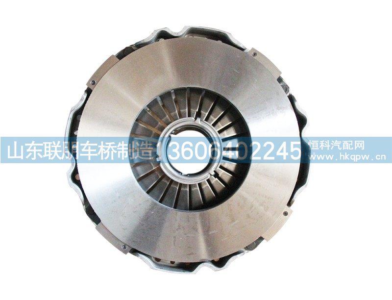 430拉式离合器压盘,北奔款/