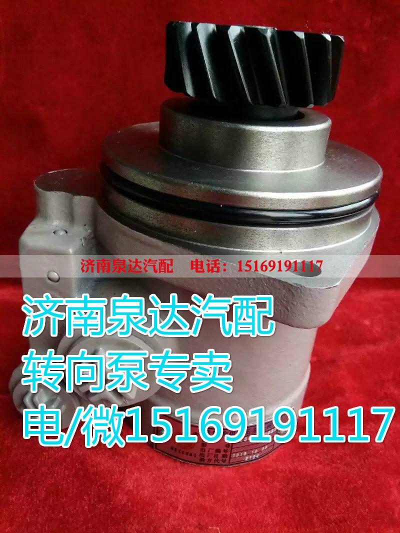 大连汇圆/陕汽奥龙转向助力叶片泵DZ9100130004