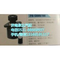 重汽轻卡转向助力泵ZYB-1308R/144/WG9631470060/2