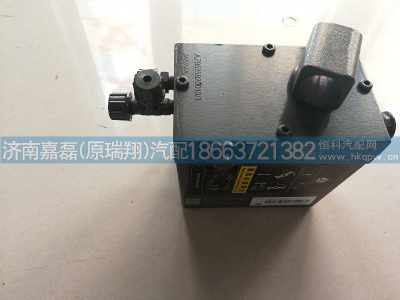 豪瀚举升泵WG9525820010/WG9525820010