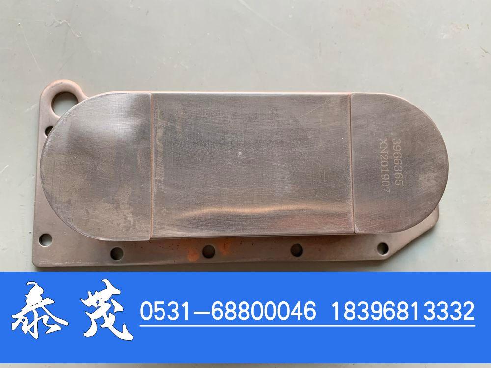 3966365机油冷却器芯/C3966365