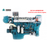 斯太尔WD415系列船用发动机Engine assembly/41516C  41524C