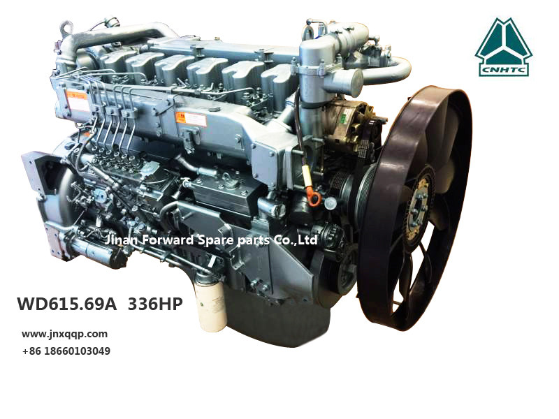 WD615.69A Engine assembly发动机/WD615.69A  336HP