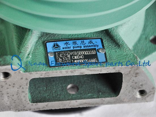 VG1500060050水泵Water pump assy./VG1500060050