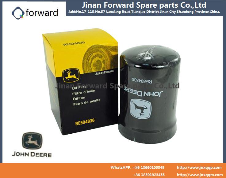RE504836 机油过滤器 Oil filter/RE504836