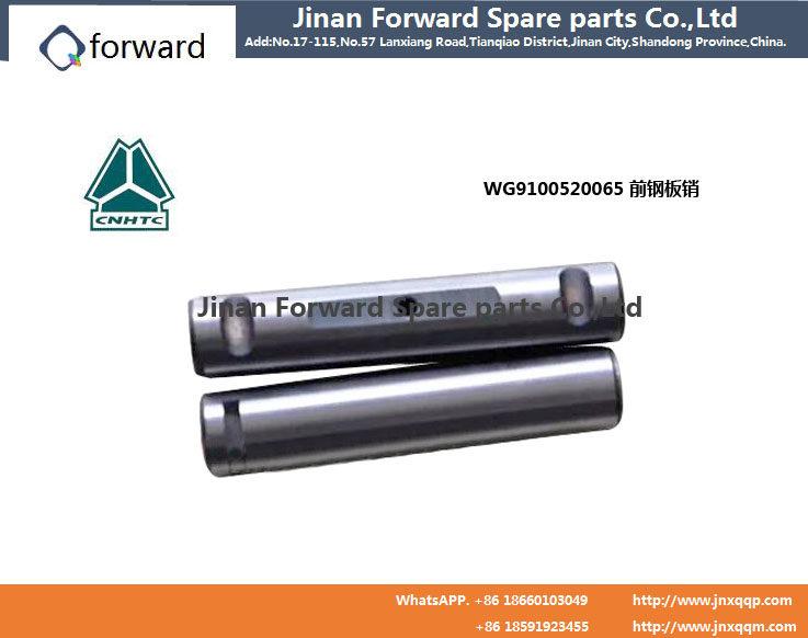 WG9100520065 前钢板销Spring pin/WG9100520065