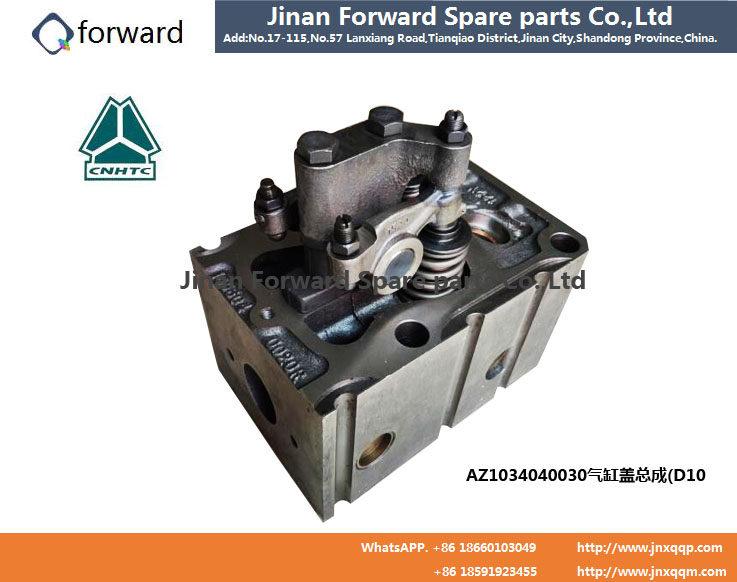 AZ1034040030气缸盖总成Cylinder head/AZ1034040030