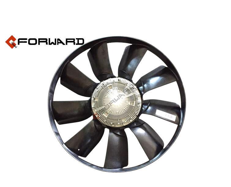 4974515X    电控硅油风扇 Silicone oil fan/4974515X