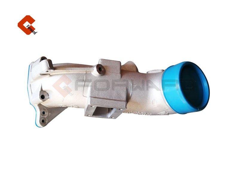 202V09411-0870,Rear air inlet pipe for intercooling,濟南向前汽車配件有限公司