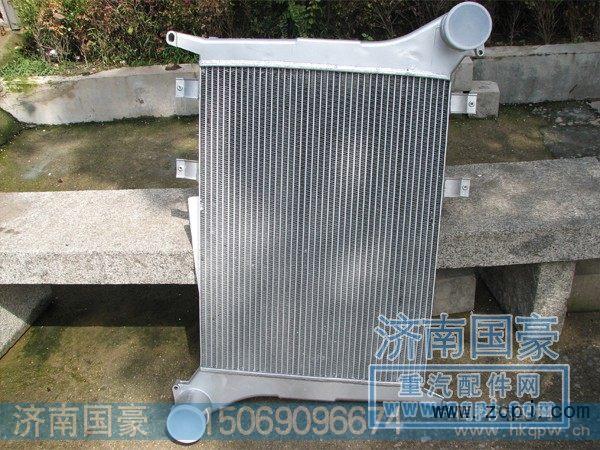 wg9719530281,中冷器總成散熱器水箱,濟南鼎立興丞汽車配件有限公司