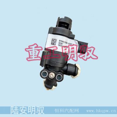 T7H、GTL排气制动电磁阀/811W52160-6117/1