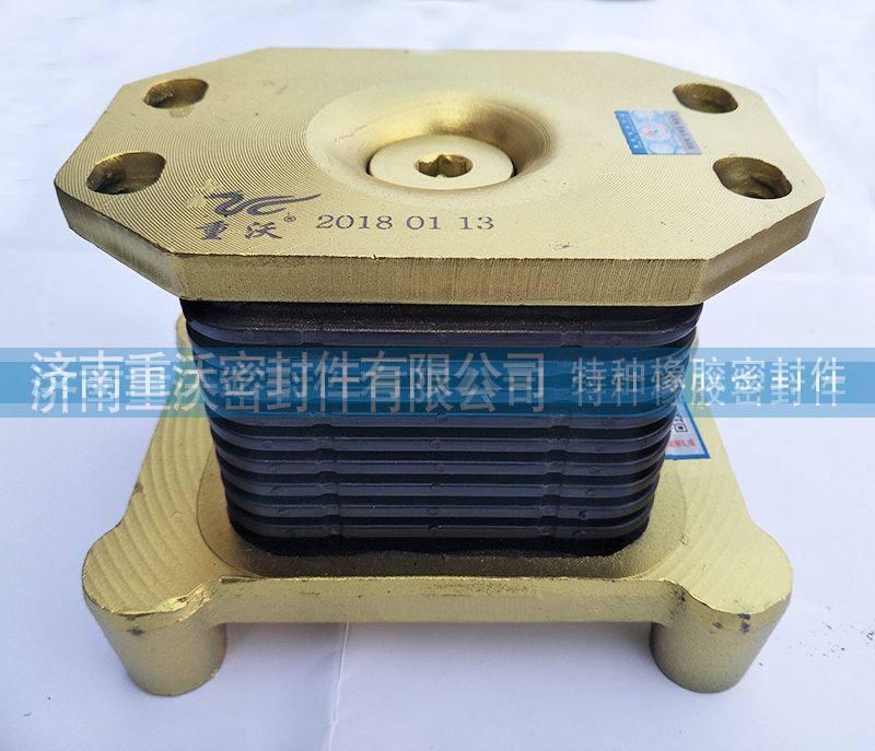 德龙通用型橡胶支座DZ95259526425/DZ95259526425