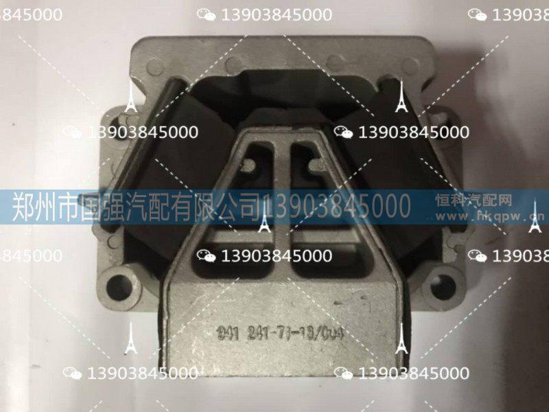 MO501发动机后胶垫/A9412417113